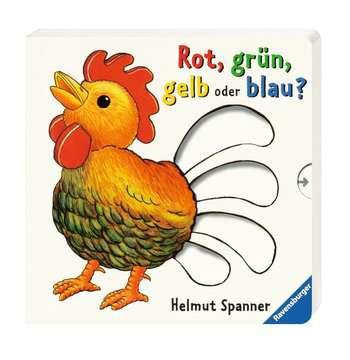 Rot, grün, gelb oder blau? Kinderbücher;Babybücher und Pappbilderbücher - Bild 2 - Ravensburger