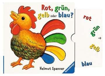 Rot, grün, gelb oder blau? Kinderbücher;Babybücher und Pappbilderbücher - Bild 3 - Ravensburger