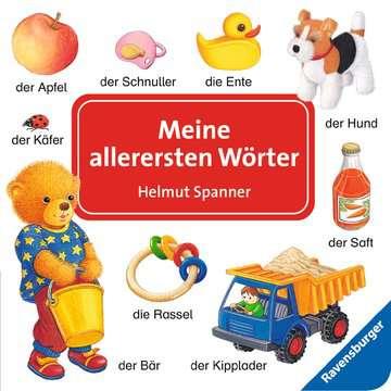 Meine allerersten Wörter Bücher;Pappbilderbücher - Bild 1 - Ravensburger