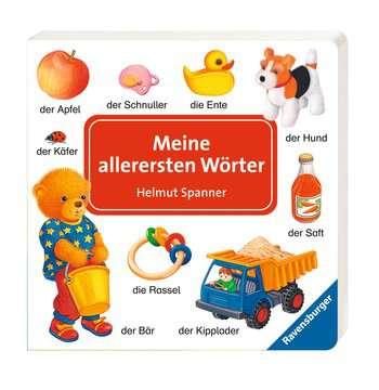 Meine allerersten Wörter Bücher;Pappbilderbücher - Bild 2 - Ravensburger