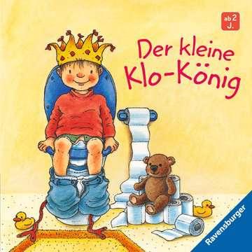 31297 Babybücher und Pappbilderbücher Der kleine Klo-König von Ravensburger 1