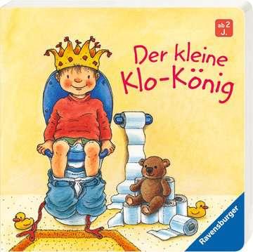 31297 Babybücher und Pappbilderbücher Der kleine Klo-König von Ravensburger 2