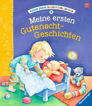 31417 Babybücher und Pappbilderbücher Meine ersten Gutenacht-Geschichten von Ravensburger 1