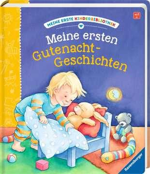 31417 Babybücher und Pappbilderbücher Meine ersten Gutenacht-Geschichten von Ravensburger 2