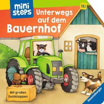 31544 Babybücher und Pappbilderbücher Unterwegs auf dem Bauernhof von Ravensburger 1