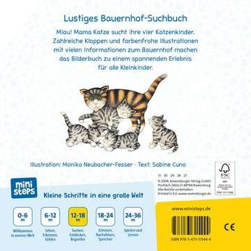 Unterwegs auf dem Bauernhof Kinderbücher;Babybücher und Pappbilderbücher - Bild 3 - Ravensburger