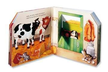 31544 Babybücher und Pappbilderbücher Unterwegs auf dem Bauernhof von Ravensburger 4