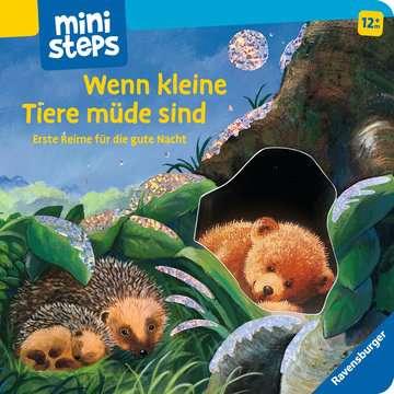 31552 Babybücher und Pappbilderbücher Wenn kleine Tiere müde sind von Ravensburger 1