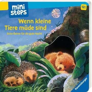 31552 Babybücher und Pappbilderbücher Wenn kleine Tiere müde sind von Ravensburger 2
