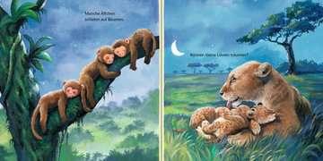 31552 Babybücher und Pappbilderbücher Wenn kleine Tiere müde sind von Ravensburger 5