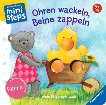 31566 Babybücher und Pappbilderbücher Ohren wackeln, Beine zappeln von Ravensburger 1