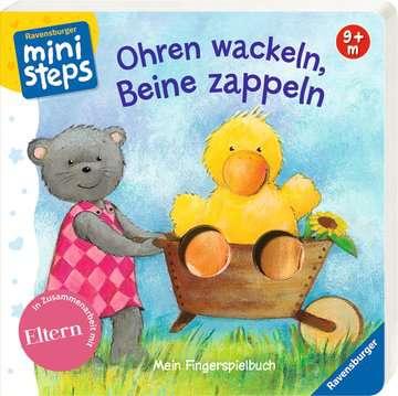 31566 Babybücher und Pappbilderbücher Ohren wackeln, Beine zappeln von Ravensburger 2