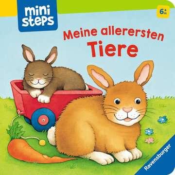 Meine allerersten Tiere Kinderbücher;Babybücher und Pappbilderbücher - Bild 1 - Ravensburger