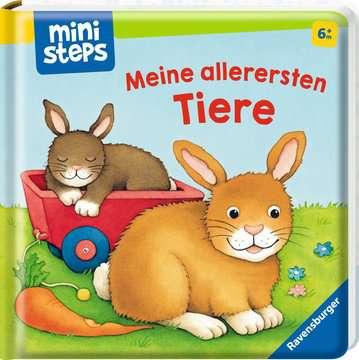 31578 Babybücher und Pappbilderbücher Meine allerersten Tiere von Ravensburger 2