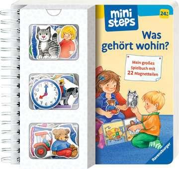 31580 Babybücher und Pappbilderbücher Was gehört wohin? von Ravensburger 2