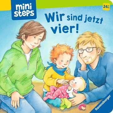 31581 Babybücher und Pappbilderbücher Wir sind jetzt vier! von Ravensburger 1