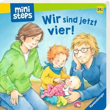 31581 Babybücher und Pappbilderbücher Wir sind jetzt vier! von Ravensburger 2