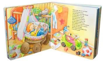 31581 Babybücher und Pappbilderbücher Wir sind jetzt vier! von Ravensburger 4