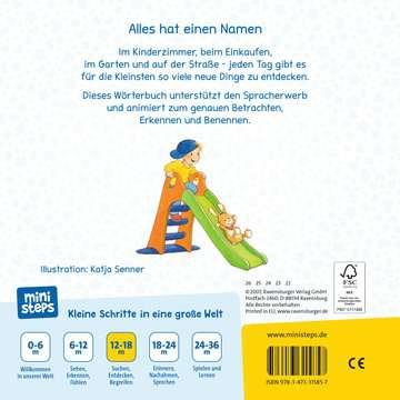 31585 Babybücher und Pappbilderbücher Mein erstes Wörterbuch von Ravensburger 3