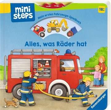 31587 Babybücher und Pappbilderbücher Alles, was Räder hat von Ravensburger 2