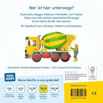 31587 Babybücher und Pappbilderbücher Alles, was Räder hat von Ravensburger 3