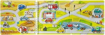 31603 Babybücher und Pappbilderbücher Wer fährt wohin? von Ravensburger 5