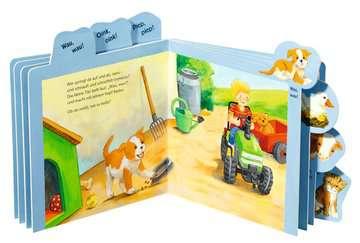 31609 Babybücher und Pappbilderbücher Wer macht Miau? Wer bellt Wau-wau? von Ravensburger 4