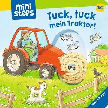31616 Babybücher und Pappbilderbücher Tuck, tuck, mein Traktor! von Ravensburger 1