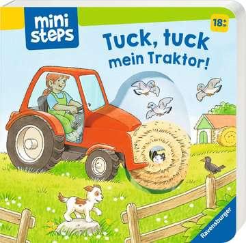 31616 Babybücher und Pappbilderbücher Tuck, tuck, mein Traktor! von Ravensburger 2