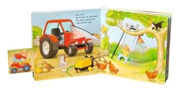 31616 Babybücher und Pappbilderbücher Tuck, tuck, mein Traktor! von Ravensburger 4