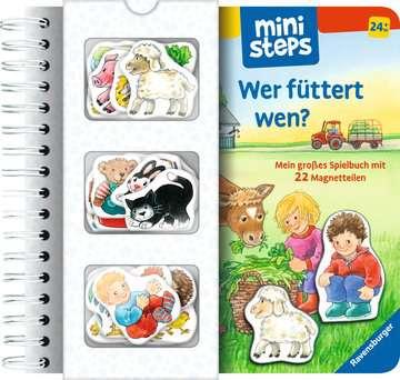 31631 Babybücher und Pappbilderbücher Wer füttert wen? von Ravensburger 1