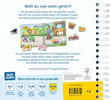 31631 Babybücher und Pappbilderbücher Wer füttert wen? von Ravensburger 3