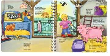 31631 Babybücher und Pappbilderbücher Wer füttert wen? von Ravensburger 4