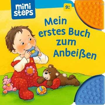 31632 Babybücher und Pappbilderbücher Mein erstes Buch zum Anbeißen von Ravensburger 1