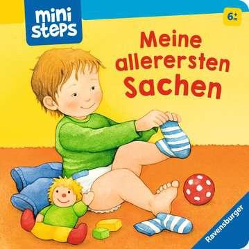 31646 Babybücher und Pappbilderbücher Meine allerersten Sachen von Ravensburger 1