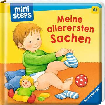 31646 Babybücher und Pappbilderbücher Meine allerersten Sachen von Ravensburger 2