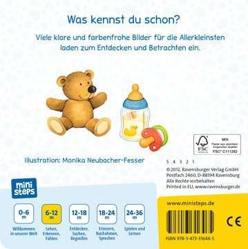 31646 Babybücher und Pappbilderbücher Meine allerersten Sachen von Ravensburger 3