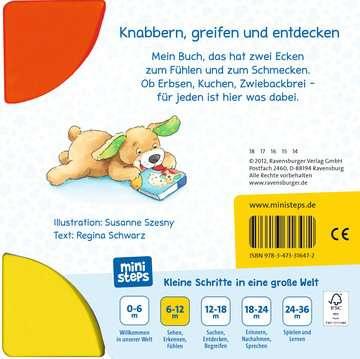 Mein erstes Spiel- und Beißbuch Kinderbücher;Babybücher und Pappbilderbücher - Bild 3 - Ravensburger