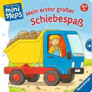 Mein erster großer Schiebespaß Kinderbücher;Babybücher und Pappbilderbücher - Bild 1 - Ravensburger