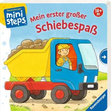 31657 Babybücher und Pappbilderbücher Mein erster großer Schiebespaß von Ravensburger 2