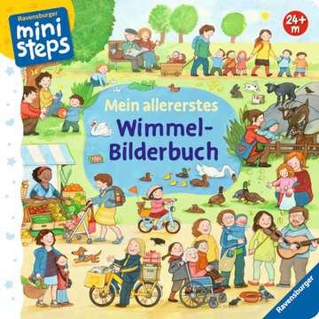 31663 Babybücher und Pappbilderbücher Mein allererstes Wimmel-Bilderbuch von Ravensburger 1