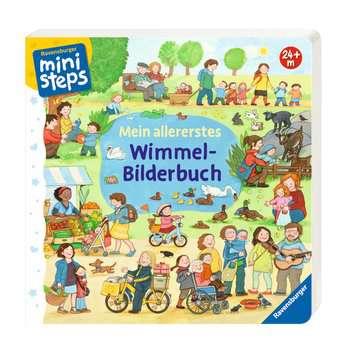 31663 Babybücher und Pappbilderbücher Mein allererstes Wimmel-Bilderbuch von Ravensburger 2
