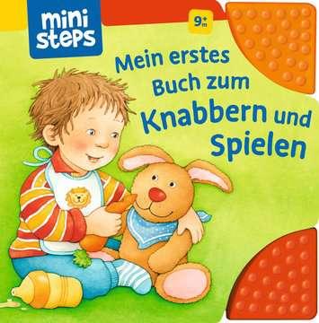 Mein erstes Buch zum Knabbern und Spielen Kinderbücher;Babybücher und Pappbilderbücher - Bild 1 - Ravensburger