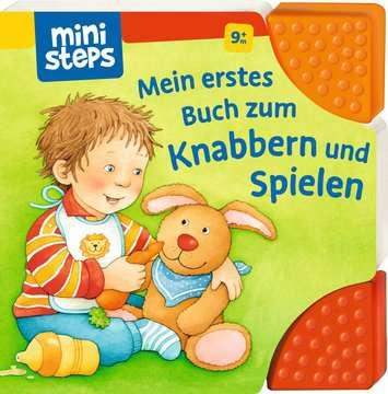 31665 Babybücher und Pappbilderbücher Mein erstes Buch zum Knabbern und Spielen von Ravensburger 2