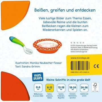 Mein erstes Buch zum Knabbern und Spielen Kinderbücher;Babybücher und Pappbilderbücher - Bild 3 - Ravensburger