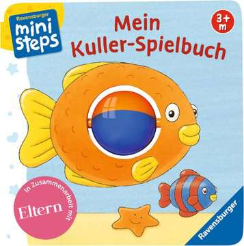 31670 Babybücher und Pappbilderbücher Mein Kuller-Spielbuch von Ravensburger 1