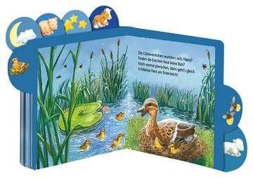 31672 Babybücher und Pappbilderbücher Abends, wenn kleine Tiere schlafen gehen von Ravensburger 3