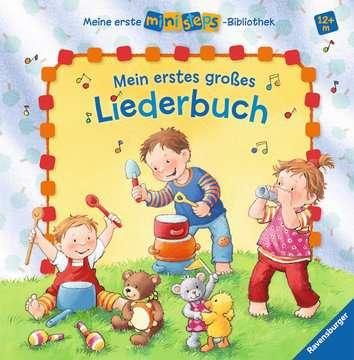 Mein erstes großes Liederbuch Baby und Kleinkind;Bücher - Bild 1 - Ravensburger