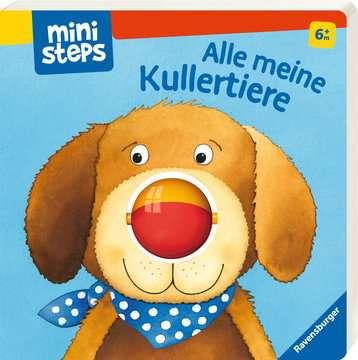 31705 Babybücher und Pappbilderbücher Alle meine Kullertiere von Ravensburger 2