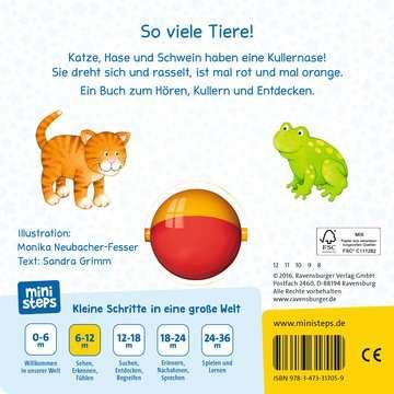 31705 Babybücher und Pappbilderbücher Alle meine Kullertiere von Ravensburger 3